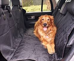 deluxe pet dog car rear seat cover back seat protector hammock boot liner