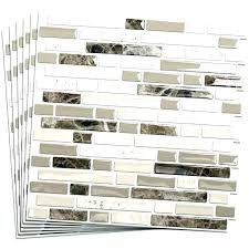 self adhesive ceramic wall tiles self adhesive wall tiles for kitchen tiling cheat amazing tiling using