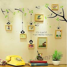 photo frame wall art 21  on diy wall art using picture frames with 24 romantic ideas for wall photo frame art