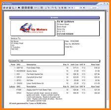 garage invoice template 5 garage invoice template historyvs the davinci code