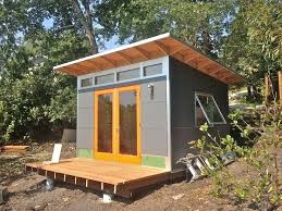 prefab backyard office. Prefab Backyard Office Home Design Ideas And Pictures Studio Prefabricated Modern Best 25 On Pinterest Outdoor