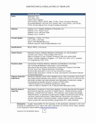 Lawyer Resume Lawyer Resume Sample Fresh How to Write A Cv for Lawyer Resume 39