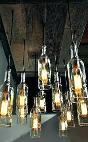 recycled wine bottle chandelier water bottle chandelier bottle chandelier recycled diy recycled wine bottle chandelier