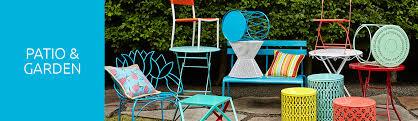 Patio Furniture Outdoor Decor & Garden Furniture Set Collection