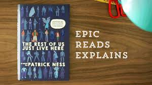 2018 lincoln award nominees. simple lincoln epic reads explains  the rest of us just live here by patrick ness book for 2018 lincoln award nominees n