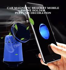 2 in 1 <b>Car</b> Magnetic Bracket Mobile Phone Holder Perfume ...