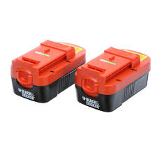 black and decker weed eater charger. black+decker 18-volt 1.5ah ni-cad battery (2-pack black and decker weed eater charger