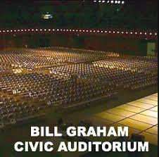 Bill Graham Civic Auditorium Event Venues We Like To Work