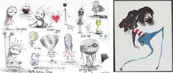 the art of tim burton the artist before the filmmaker the artifice tim burton s characters and punk 1980 1990