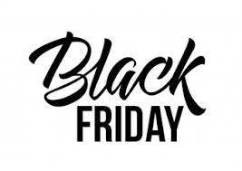 Znalezione obrazy dla zapytania black friday logo