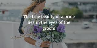 Beautiful Bride Quotes Best of Praise The Bride With Our Wonderful Beautiful Bride Quotes EnkiQuotes