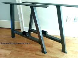 sawhorse table legs wood home depot tablespoon to grams tables in wonderland awesome sawhorse table legs