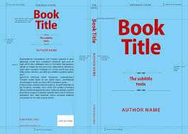 book jacket template 33 best books cover images on