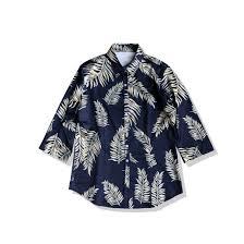 Shirt Design Flower Hot Item 100 Cotton Hawaii Flower Full Pattern Short Sleeve Beach Party Shirt Men Wear Wholesale