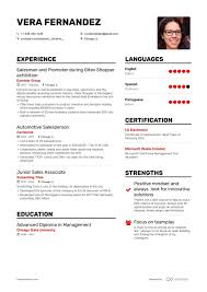 12 Car Salesman Resume Examples For 2019