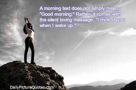 Sweet Good Morning Quotes For Her 44 Awesome Good Morning Quotes For Her