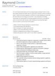 example cover letter resume electrician 1 electrician resume cover letter
