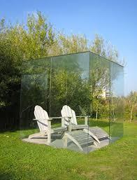 gazebo glass. the modern look gazebo glass