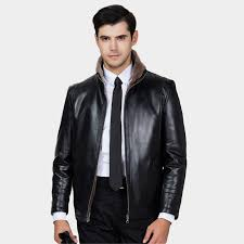 beverry faux strap arm shearling black leather jacket 15bcd9278