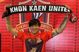 Aung Kaung Mhan Joins Thai League-2 Club Khon Kaen United - Global ...