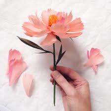Paper Make Flower Five Helpful Tips For Making Pimped Out Paper Flowers