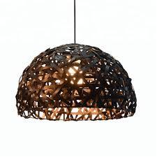 Bamboo Barrel Lights Handmade Knitted Lantern Bamboo Pendant Light Hanging Lamp Shade Buy Bamboo Lamp Shade Wicker Pendant Ceiling Light Lamp Shades Bamboo Pendant Lamp