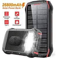 <b>Solar</b> Chargers: Electronics & Photo: Amazon.co.uk
