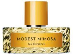 <b>Vilhelm Parfumerie Modest Mimosa</b>. Top notes of Neroli and Carrot ...