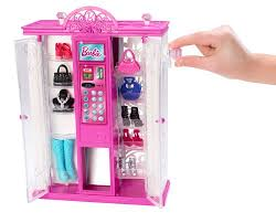 Barbie Vending Machine Walmart Custom Amazon Barbie Life In The Dreamhouse Fashion Vending Machine By