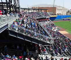 El Paso Chihuahua Stadium Seating Chart Southwest University Park Page 2 Baseballparks Com