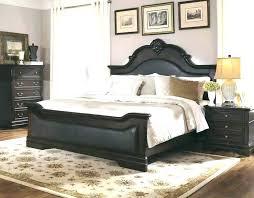 black wood bedroom furniture. Exellent Black Lovely Black Wooden Bed Dark Wood Frame Headboard Amazing  Bedroom Magnificent  On Black Wood Bedroom Furniture