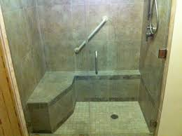 shower stalls with seats. Brilliant Shower Bathroom Shower Stalls With Seats Creative Of Enclosures Seat Prepossessing Intended Contendsocialco