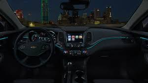 2003 Chevy Impala Interior Lights The 2014 Impala 2lt Shown With Available Ice Blue Interior