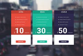 Pricing Template 35 Free Photoshop Psd Price Templates For Pricing Tables Services