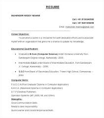 Correct Format For A Resume Impressive Correct Format For A Resume Colbroco