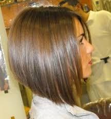 Coupe De Cheveux Carré Plongeant Mi Long Génial Coiffure