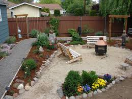 Small Picture Image result for colored gravel patio designs backyards