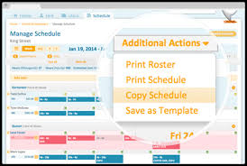 easy work schedule maker employee scheduling software peoplematter online scheduling