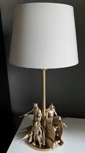 Evil Robot Designs Alien Lamp Star Wars Lamp Diy Ikea Hack Star Wars Lamp Star Wars
