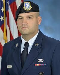 Senior Airman Nathan Cole Sartain United States Air Force Security