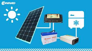 Smarte Technik: Solar im Garten - YouTube