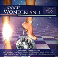 funky disco hits cd