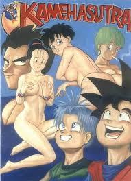Dbz hentai comic kamehsutra