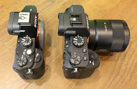 sony 7r ii. sony alpha a7 mark ii design and controls 7r ii -
