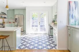 Cement Kitchen Floor Kitchen Floor Tile Archives The Cement Tile Blogthe Cement Tile Blog