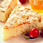 almond rice pudding tart  3 ww points