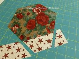 Best 25+ Table toppers ideas on Pinterest | Quilted table toppers ... & Christmas Hexagonal Table Topper Adamdwight.com