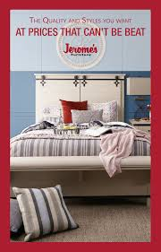 Style your bedroom with Jerome's Willow Ridge transitional style ...