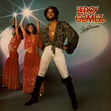 Leroy Gomez - Gypsy Woman - Vinyl LP - 1978 - DE - Original
