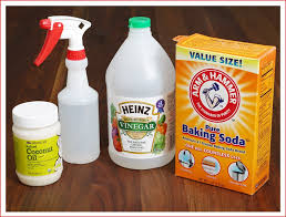 how to clean kitchen cabinets in 10